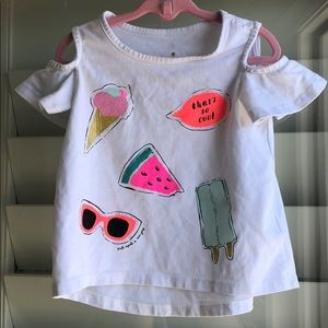 Kate Spade little girls outfit size 3